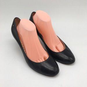 Coach Missy Black Pumps Heels